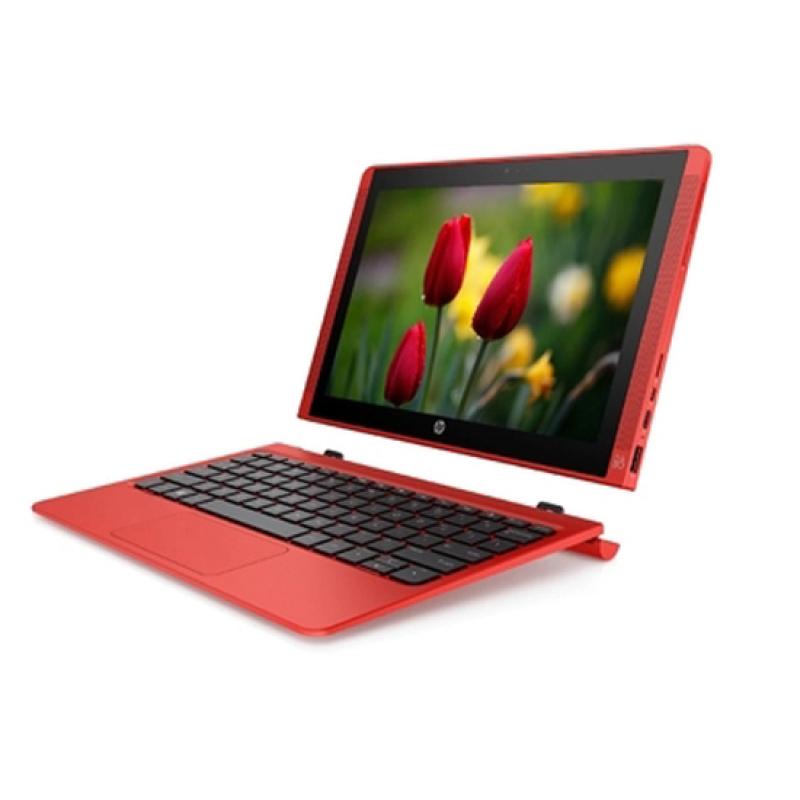 HP Pavilion X2 10-N144TU / 32GB eMMC / WIN 10 / Z8300 / 10 HOURS / 4 MODE / 540g / (Sunset Red) - intl