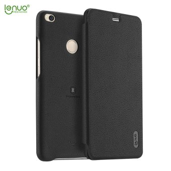 Harga Lenuo Leather case for Xiaomi Mi Max 2 flip Soft Case Ultra thin phone bag Back Cover for Xiaomi Mi Max 2 mobile shell - intl