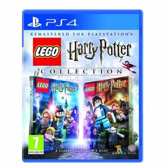 Harga PS4 Lego Harry Potter Collection (Blue)