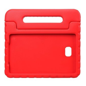 Harga DEERWAY Samsung Galaxy Tab A 10.1 Case - EVA Kids Case ShockProof Case Cover Handle Stand Case for Children for Samsung Galaxy TabA 10.1-inch (SM-T580 / SM-T585, No Pen Version)Tablet - Red - intl