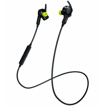 Harga Jabra Sport Pulse Special Edition Wireless Bluetooth Stereo Earbuds with Built-In Heart Rate Monitor, Black