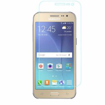 for Samsung Galaxy J2 Prime & Grand Prime Plus Tempered Glass Film Ultra Thin Screen Protector Guard HD Explosion-proof Anti-burst - intl