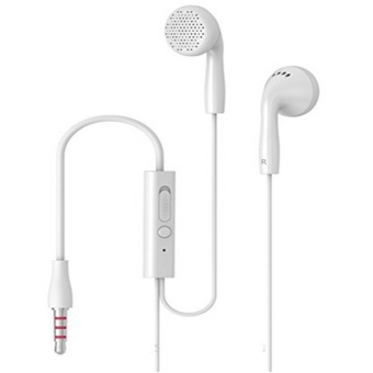 Genuine Universal In-Ear 3.5mm Plug Earphones for Apple iPhone and Most of the Android Smartphones and Tablets and more - (IN2) - intl