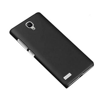 Harga (Black) Luxury Matte Frosted Case Casing Cover for Xiaomi Redmi Note 3G / 4G