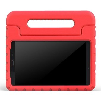 Harga CLOUDSEA Samsung Galaxy Tab A 7.0 inch Kids Case - EVA ShockProof Cover Handle Stand Case for Kids Children for Samsung Galaxy TabA 7-inch Tablet 2016 Release(SM-T280 / SM-T285 Version ONLY) - Red - intl