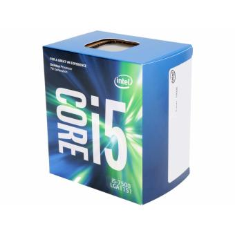 Harga Intel Core i5-7500 Kaby Lake Quad-Core 3.4 GHz LGA 1151 65W BX80677I57500 Desktop Processor