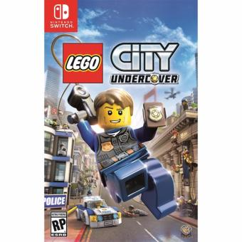 Harga Nintendo Switch Lego City Undercover