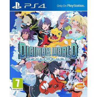 Harga PS4 Digimon World: Next Order (R3)