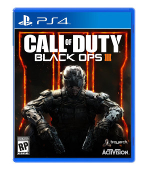 Harga PS4 Call of Duty: Black Ops III / R3 (English)