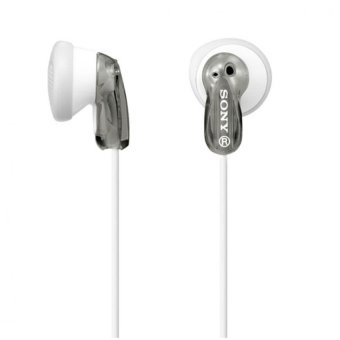 Harga Sony Singapore MDR-E9LP In-Ear Headphones (Grey)