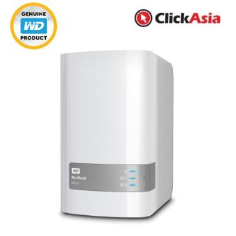 Harga WD My Cloud Mirror 6TB GEN 2 Personal Cloud NAS Storage (BWVZ0060JWT)