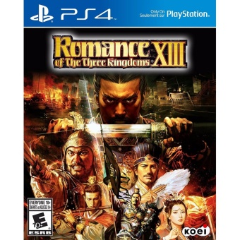 PS4 Romance of the Three Kingdoms XIII (R3 English)