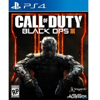 Harga PS4 Call of Duty Black Ops III
