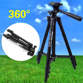 Harga New Professional Camera Tripod Stand For Canon Most Digital Camcorder