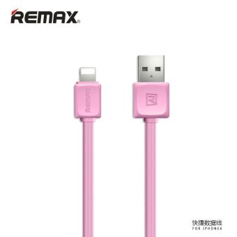 Harga REMAX Futuristic Rapid Charge Cable For iOS