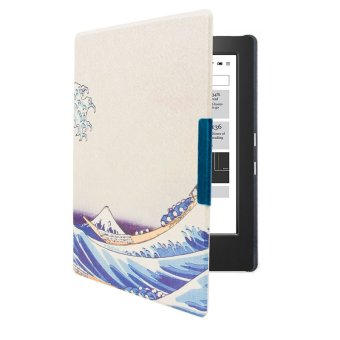 Harga Kobo aura h20 h2o waterproof kobo aura ebook holster dormancy protective sleeve thin castle