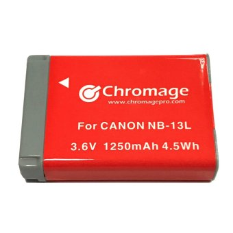 NB-13L Rechargeable Lithium Ion Battery For Canon G5X G7X G7X II G9X