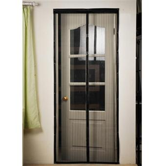 Harga OH Mesh Insect Fly Bug Mosquito Door Curtain Net Netting Mesh Screen Magnets