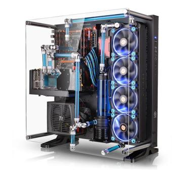 Harga Thermaltake Core P5 ATX Open Frame Casing - Black