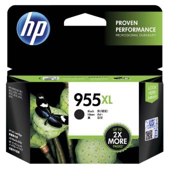 Harga HP 955 Black Original Ink Cartridge