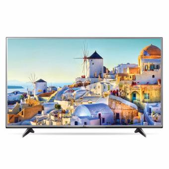 Harga LG 65 inch. Metallic Design ULTRA Surround Sound UHD TV 65UH615T