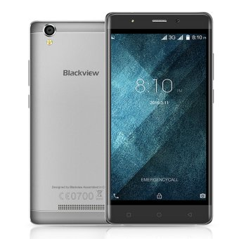"Harga Blackview A8 Smartphone 3G WCDMA Android 5.1 5.0"" IPS Screen 1.3GHz 1GB RAM 8GB ROM 2MP 8MP Black (EXPORT)"