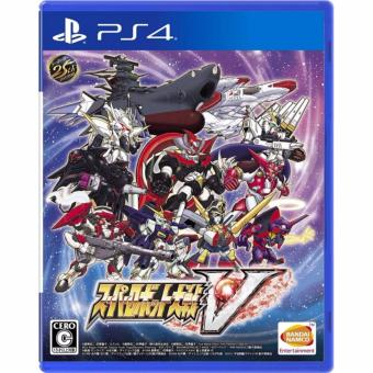 Harga PS4 Super Robot Wars V (R3)