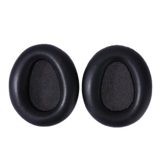 Harga 1 Pair Replacement Ear Pads for SONY MDR-10RBT MDR-10RNC MDR-10R Headphone - intl