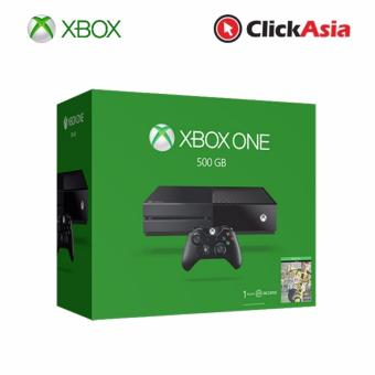 Harga Xbox One FIFA 17 Console + Chat Headset Bundle - 500GB (5C7-00287)