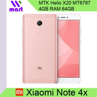 Harga Xiaomi Redmi Note 4x 4GB RAM 64GB International ROM Export
