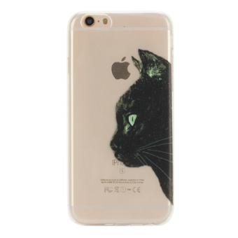 Harga Zoeirc Protective Transparent Silicone Soft Thin TPU Case Cover For Apple iPhone 6 Plus / 6s Plus - intl
