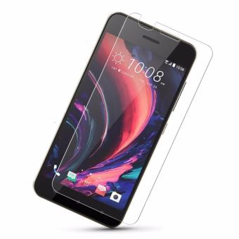 for HTC Desire 10 Pro Tempered Glass Film Ultra Thin Screen Protector Guard HD Explosion-proof Anti-burst - intl