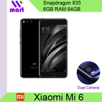 Harga Xiaomi Mi 6 6GB RAM 64GB International ROM Export