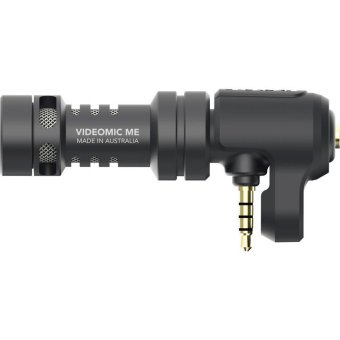 Harga Rode VideoMic Me Compact Microphone for Smart Phones Black