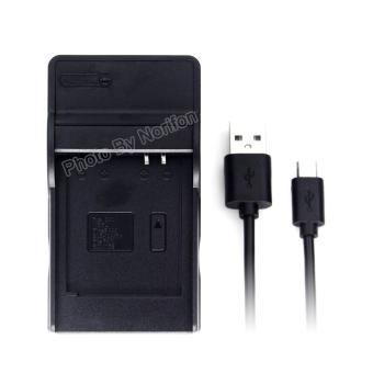 Harga NB-6L Ultra Slim USB Charger for Canon PowerShot SX530 HS SX610 HS SX710 HS SD1200 IS SD1300 IS S120 IXY 10S IXY 30S Camera and More - intl