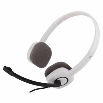 Harga Logitech H150 Cloud White Stereo Headset