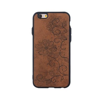 "Fashion Pattern Slim Protective Skin (PC and around TPU) Cover Buffer phone case for Apple iphone 6 Plus / 6S Plus (5.5"") - intl"