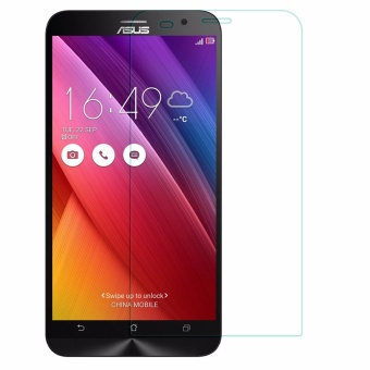 "for Asus Zenfone 2 Laser 5.5"" (ZE550KL) Tempered Glass Film Ultra Thin Screen Protector Guard HD Explosion-proof Anti-burst - intl"