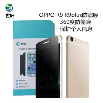 360 degrees peeping oppo mobile phone privacy Filter