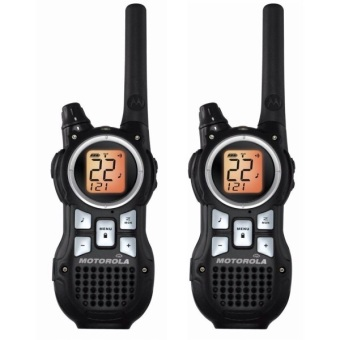 Harga Motorola MR350R 22-Channel FRS/GMRS Two-Way Radios (EXPORT)