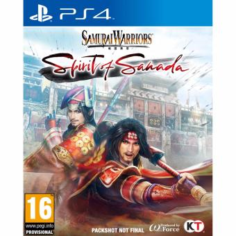 Harga PS4 Samurai Warriors: Spirit of Sanada / R2 (English)