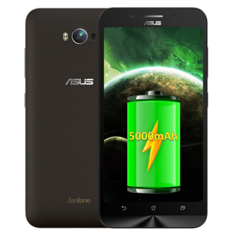 Harga ASUS Zenfone Max Quad-Core Android 5.0 4G Phone with 2GB RAM, 32GB ROM (Black)