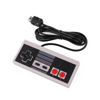 Harga Double ABS Game Controller Gamepads For Mini NES Classic Edition Console - intl