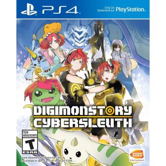 Harga PS4 Digimon Story Cyber Sleuth (R3 English Substitle)