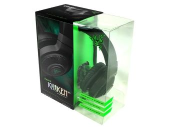 Harga Razer Kraken Pro Audio Analog Gaming Headset Black