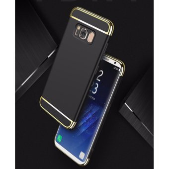 Harga SANHE 3 In 1 Luxury Phone Protection Hard PC + Acrylic Luxury Anti-knock Anti-Scratch Armor Back Case Cover For Samsung Galaxy S8 5.8inch - intl