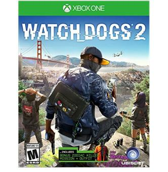 Harga Watch Dogs 2 - Xbox One - intl