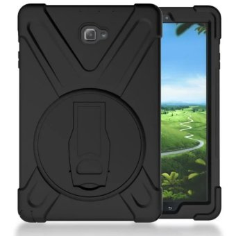 Harga Pirate king stent dropproof earthquake waterproof Case For Samsung Galaxy Tab A 10.1 P580 (Black) - intl