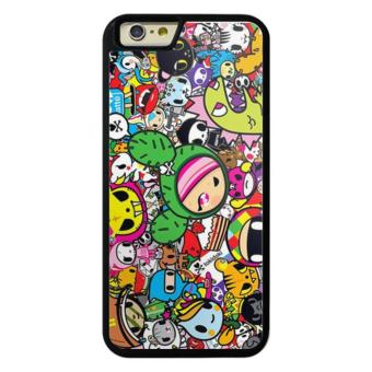 Harga Phone case for iPhone 6Plus/6sPlus Tokidoki cover for Apple iPhone 6 Plus / 6s Plus - intl