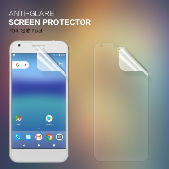2 pcs/lot Matte Screen Protector For Google Pixel NILLKIN Anti-Glare protective film for google pixel (Clear) - intl